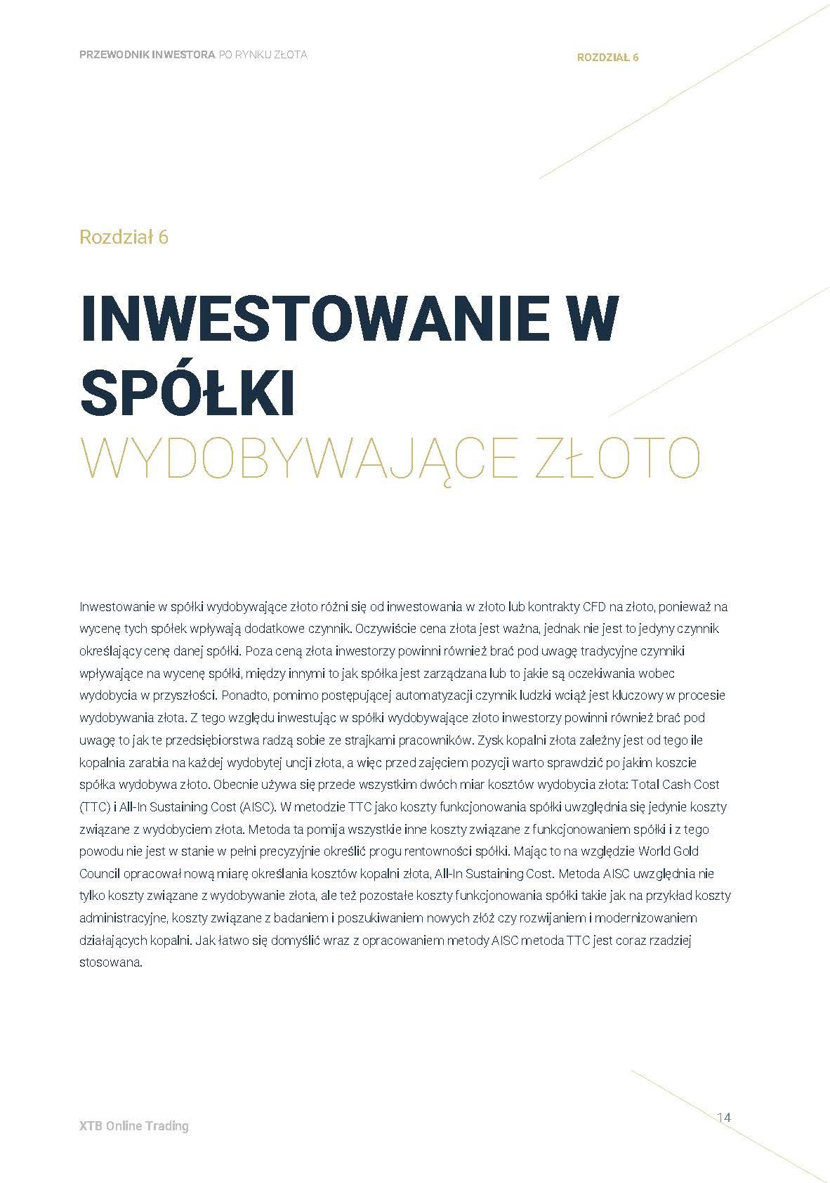 Przewodnik inwestora po rynku złota _E-book_Strona_14